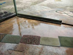 Covering Drainage Grill