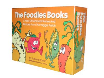 The Foodies Books Box Set