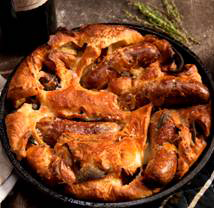 Mike Robinson's Toad In The Hole