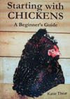 Starting With Chickens By Katie Thear